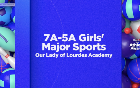 Miami-Dade Best Female Athletic Program for 2019-2020