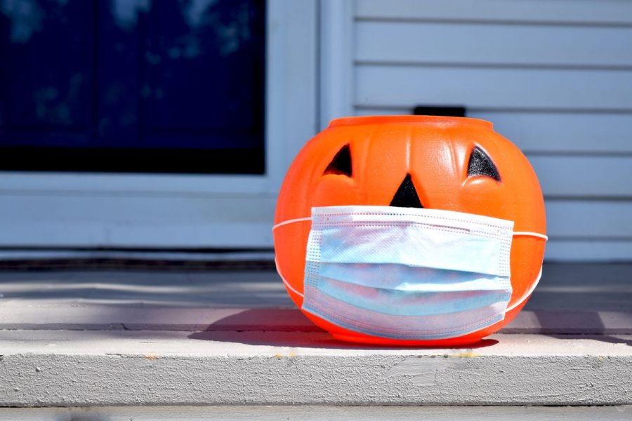 Haunted at Home: Halloween in 2020