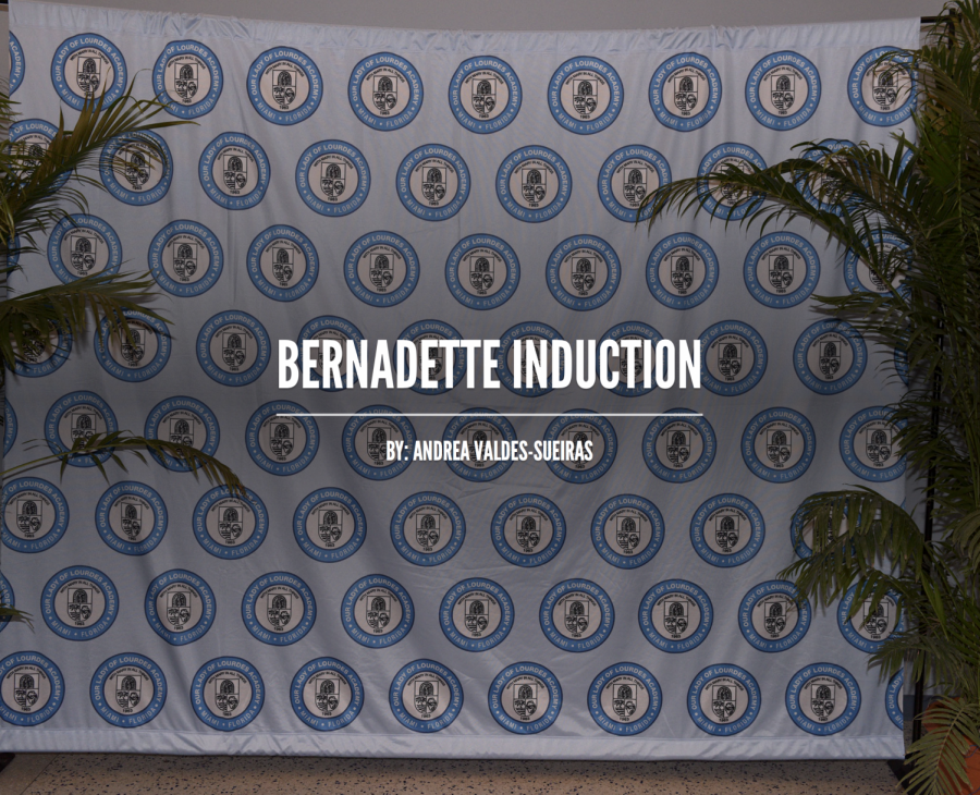 Bernadettes Inducted