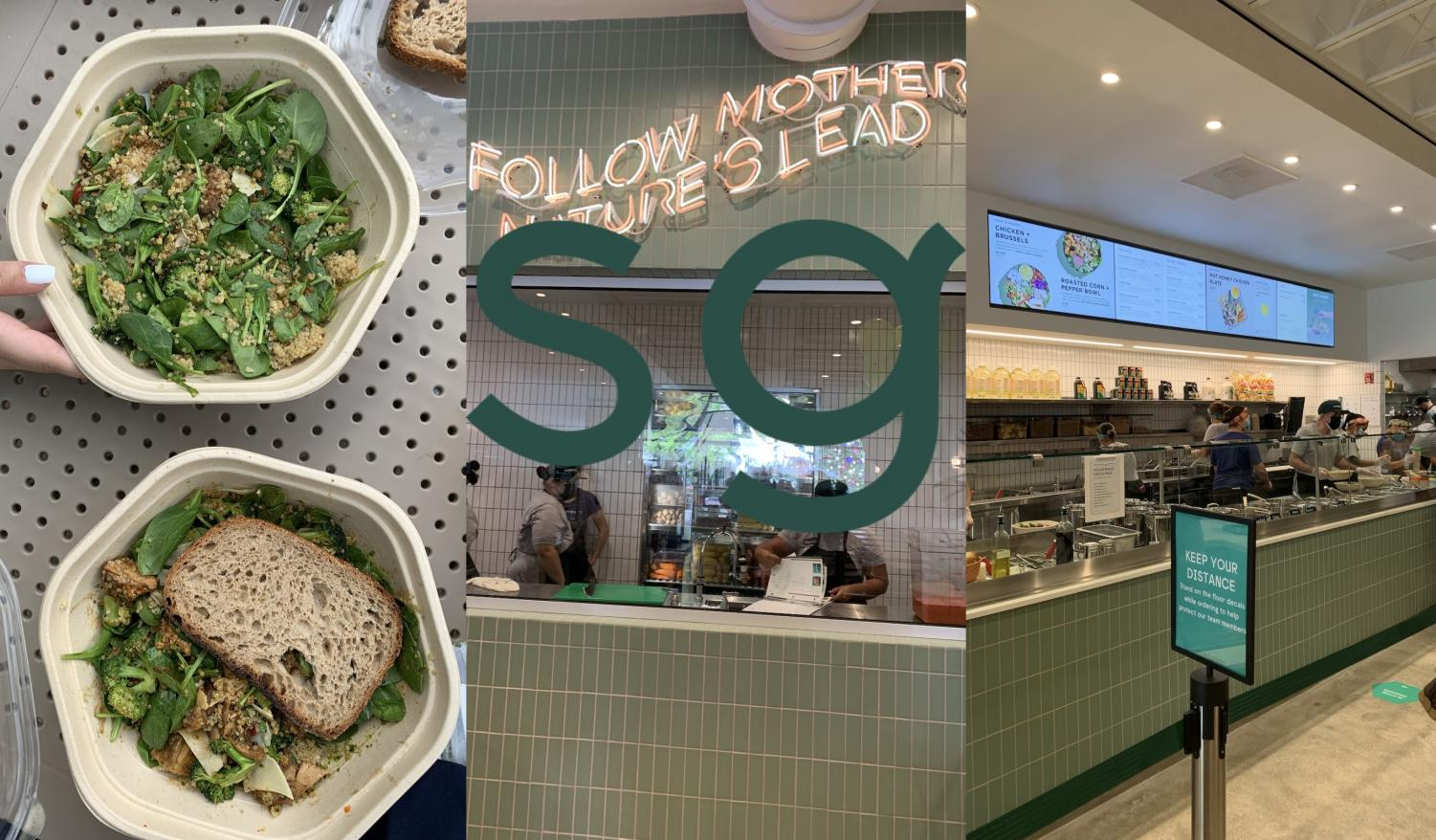 Sweetgreen introduces salads to get excited about