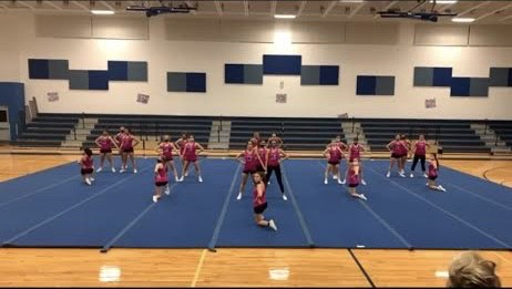 Cheerleading Team Heading to Nationals