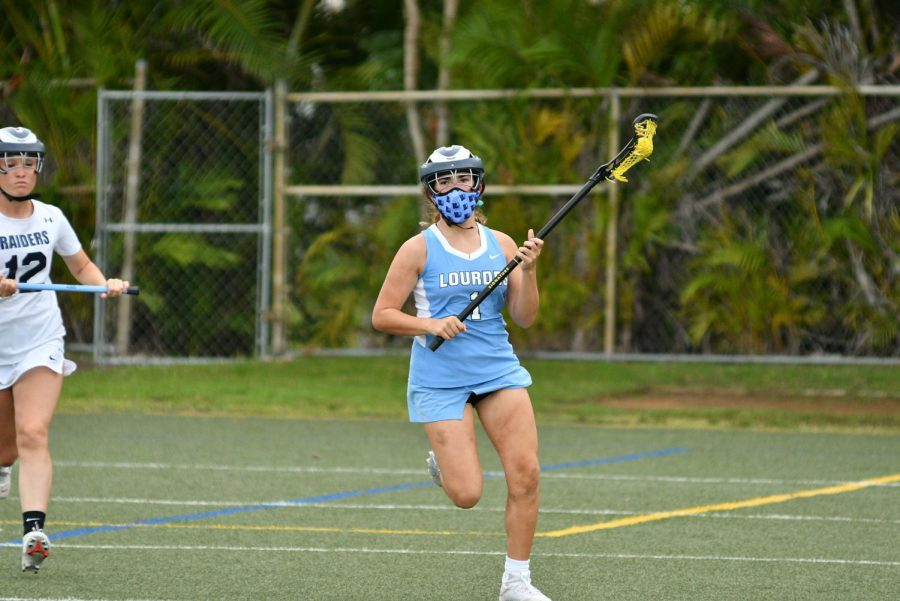 Lacrosse Off to a New Start