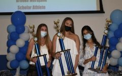 Athletes Honored at End of Year Awards