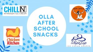 Snacking Students: OLLAs All-Time Favorites