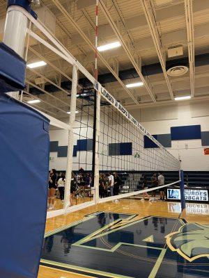 Varsity Volleyball Shows Spirit